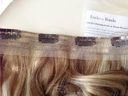 Hello Gorgeous Hair Extensions Review by L U0026b Clip In Extensions Review By Karen From Cancerhair Blogspot