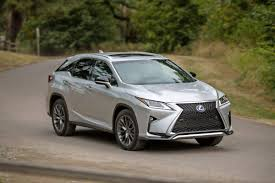 lexus crossover 2016 review 2016 lexus rx is radically reworked and reinvented the