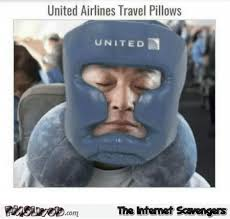 Meme Pillows - united airlines travel pillows funny meme pmslweb