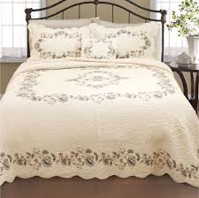 bed u0026 bath charming quilted bedspreads for bedroom bedding ideas