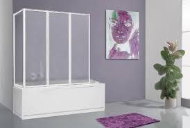 pannelli per vasca da bagno box doccia per vasca pannelli pieghevoli soffietto