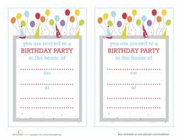 create your own invitations birthday invitation cards create your own birthday invitations