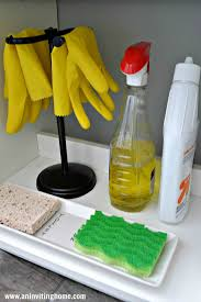 Organized Bathroom Ideas 15 Inspired Ways To Store Your Cleaning Products