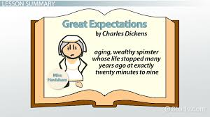miss havisham in great expectations description u0026 character