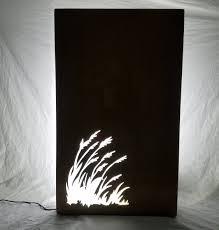wheat painting aluminum art panel gift for her modern farmhouse