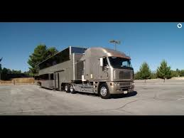 2 story homes motor homes will smith 2 story trailer
