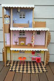 My Homemade Barbie Doll House by Seriously Amazing Cardboard Barbie Dream Apartment Please Read