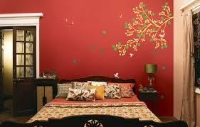 asian paints home decor creative wall painting ideas for bedroom home decor ideas
