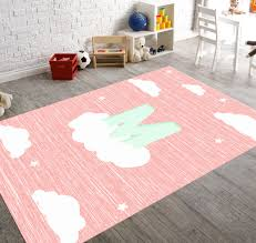 Monogrammed Rugs Outdoor by Cloud Nursery Cloud Rug Monogram Rug Monogram Decor
