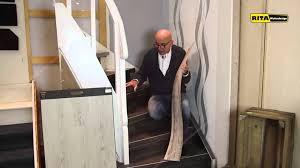 treppe mit vinyl bekleben vinyl design belag treppen renovierung