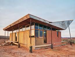 build a house 8 gorgeous eco homes designed for the desert inhabitat