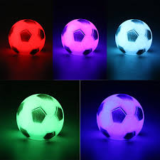 football lamps for kids promotion shop for promotional football