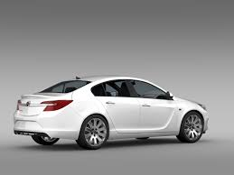opel insignia 2017 white opel insignia 2015 by creator 3d 3docean
