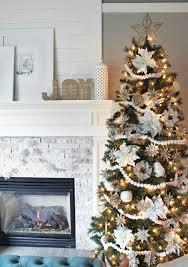 Decorate The Christmas Tree Lyrics 23 Best Christmas Tree Decoration U2013 White And Silver As Christmas