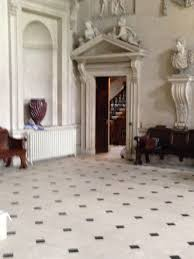 anyone home stylishmews the stone hall made of marble and stone and double height ceiling