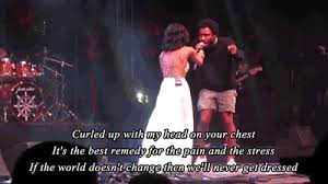 Jhene Aiko Bed Peace Golf Wang Ofwgkta Odd Future Hip Hop Donald Glover Kendrick Lamar