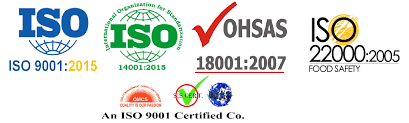 iso consultant and certifications iso 9001 14001 18001 22000