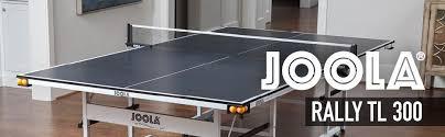 Amazon Ping Pong Table Amazon Com Joola Rally Tl 300 15mm 5 8 Inch Professional Grade