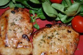 cuisiner la lotte marmiton foie de lotte poêlé salade fraîcheur delices