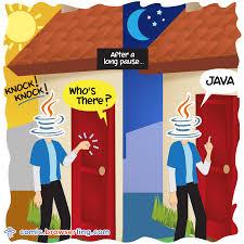 java java developer jokes java comics and java cartoons