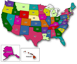 usa map just states us map with just states big map of usa with state names only 17