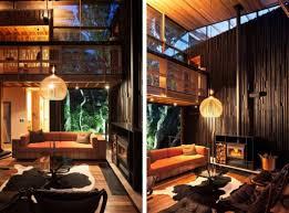 cozy interior design dark and cozy living room interior