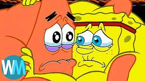 top 10 spongebob squarepants moments youtube