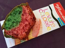 levure cuisine gâteaux en couleur papa en cuisine