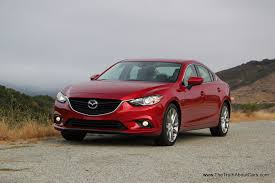review 2014 mazda6 with video the truth about cars