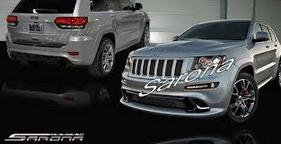 jeep grand performance parts tj bumpers jeep grand laredo srt8 custom kits