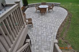 rockford patio and walkway design creative concrete and landscaping