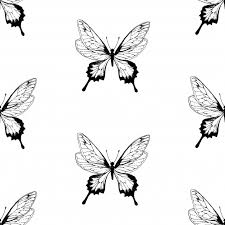 flying butterfly vector picker