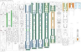 deck plans com msc musica deck plans diagrams pictures