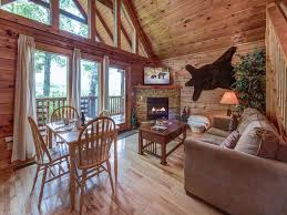 1 bedroom cabins in gatlinburg tn jackson mountain homes cub s cove 1 bedroom near downtown view jetted tub wifi