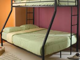 Metal Bunk Bed With Desk Underneath Bedroom Furniture Amazing Bunk Bed Frame Bed With Desk