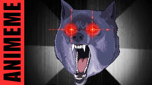 Crazy Wolf Meme - insanity wolf youtube