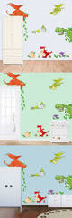 Removable Wall Decals For Baby Nursery by Best 25 Dinosaur Wall Stickers Ideas On Pinterest Dinosaur Wall