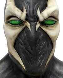 Spawn Costume Spawn Mask Deluxe Spawn Merchandise Horror Shop Com