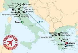 Italy Greece Map by Map Of Italy And Greece Images Reverse Search