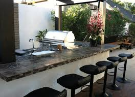 outdoor kitchen ideas for small spaces bar kitchenettes awesome prefab wet bar cabinets small spaces
