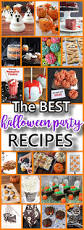 Halloween Party Appetizers The Best Halloween Party Recipes Spooktacular Desserts Drinks