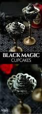 Halloween Fairy Cakes Recipes Best 25 Black Frosting Ideas On Pinterest Black Cake Recipe
