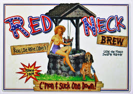 jeep pin up girls red neck brew metal sign moonshine beer brewery pin up