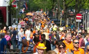 s day amsterdam king s day 2018 all day citywide party
