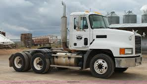 2003 mack ch613 semi truck item g5851 sold november okl