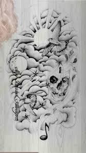 best 25 cloud tattoos ideas on pinterest men u0027s cloud sleeve
