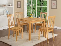 rectangular kitchen table hillsdale charleston rectangle wood