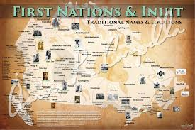 Map Of Native American Tribes North America Tribal Nations Of North America Maps Bundle
