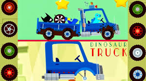 car driving kids truck driver monster truck car