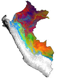 Amazon Basin Map Rule Breaker U0027 Forests In Andes And Amazon Revealed By Remote